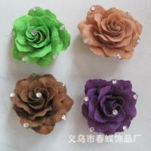 China Crystal Brooch and Hair Clip wholesale