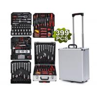 China Hand Tools Kraftwelle Mechanic Tool Box Tool Set Aluminium Toolbox Tools Kit wholesale