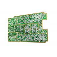 China Microwave Rogers PCB / RF Rogers 4003 Immersion Gold Printed Circuit Boards 3OZ wholesale