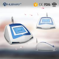 Multi spot size 60w big power 980nm medical diode laser laser vein removal machine