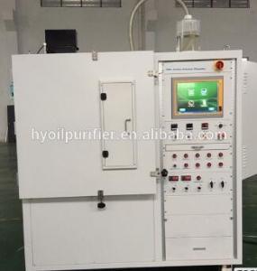 China Équipement d'essai d'inflammabilité d'OIN 5659-2 pour la densité optique de génération de fumée de plastiques wholesale