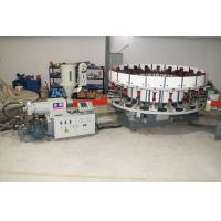 Automatic Sneaker Direct Injection PVC Shoes Making Machine Single Color
