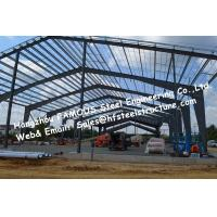 Chinese Prefabricated Steelwork Design And Qualified Q345 Metal Structure Manufacturing