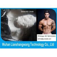 USP Sex Steroid Hormones Viagra CAS 171599-83-0 Sildenafil Citrate for Sexual Dysfunction