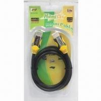 China Premium HDMI Cable with Gold-plated Connectors wholesale