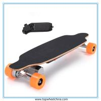 China Cheap price 4 wheels skate board remote control boosted electric skateboard wholesale