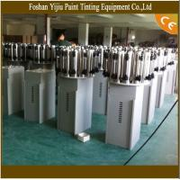 China Manual Colour Tinting Machine , Colorant Dosage Paint Colorant Dispenser on sale