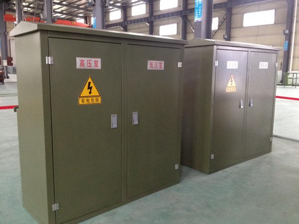 Quality 30 Kva Transformer 3 Phase , SC(B)10 Series On Load Tap Changing Transformer for sale