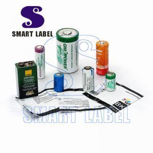 Buy cheap Etiqueta da bateria do ANIMAL DE ESTIMAÇÃO de 8 faixas do psiquiatra do calor das cores 40 mícrons para o empacotamento de psiquiatra do calor from wholesalers