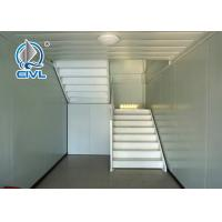 China Contemporary Prefab Hospital Building , Prefab Modern Modular Container Hotels wholesale