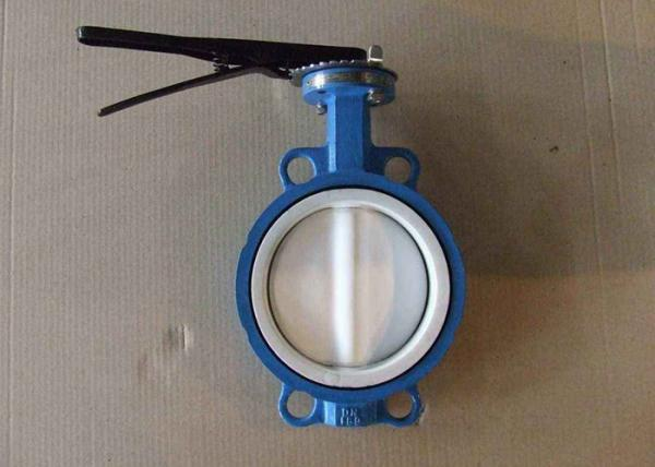 Quality DN25 A403 TP304 Stainless Steel Sanitary Valves - Butterfly Valves for sale