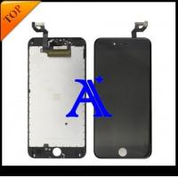 China Well tested phone parts lcd screen for iphone 6s plus black lcd display digitizer replacement wholesale