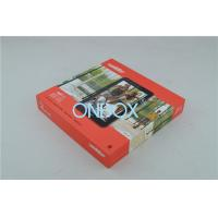 China Printing Paper Luxury Packaging Boxes Electronic Devices Set Full Color wholesale