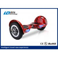 China CE Certificated 10 Self Balancing Electric Scooter For Indoor Transportation wholesale
