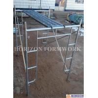 China High quality  Steel H frame scaffolding system wholesale