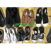 China Fashion Used Canvas Shoes Mixed Size Mens Second Hand Shoes For Summer BV Certified on sale