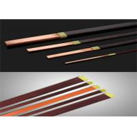 China Super Thin Rectangular Enameled Copper Wire Flat Magnet Wire For High Frequency Transformers wholesale