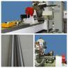 China O CNC firma a máquina de soldadura 1100×1100× da rede de arame dos cilindros da tela de fio 2700 milímetros wholesale