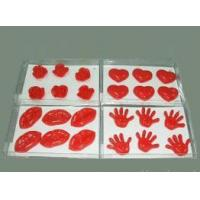 China 4 Design Strong Magnets with Iron Plate, 6 pcs/set wholesale
