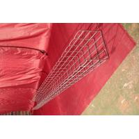 China 3000*300*100 galvanized Wire Mesh Cable Tray Basket Cable Tray With OEM wholesale