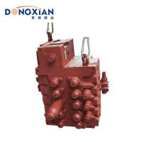 China Original Red Color Control Valve Main Control Valve for 20 Ton Excavator on sale