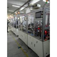Buy cheap Door Lamp Switch Assembly Line Automation Equipment , Car Assembly Equipment 2.5kw from wholesalers
