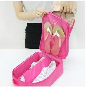 China travel shoes organiser/shoe storage bag on sale
