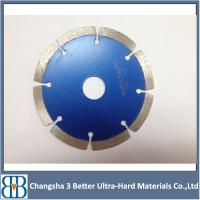 China Super thin diamond saw blade for cutting hard alloy wholesale