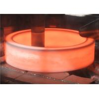 China Hot Rolled EN 42CrMo4 Forged Steel Rings Q+T Heat Treatment  Gear Blnaks on sale