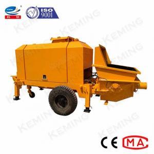 China Hydraulic Mortar Small Concrete Pump Swimming Pool Shotcrete Pump wholesale