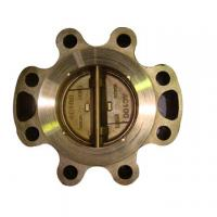 China Aluminum Bronze Check Valves BS, DIN Industrial Check Valves with Wafer, Lug, Flanged Connection wholesale