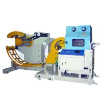 Buy cheap 3 in 1 Ucoiler Feeder With Straightening Machine from wholesalers