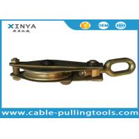 China 5T Single Sheave Steel Electric Rope Pulley Block For Lifting,Hoisting wholesale