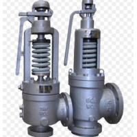 China Carbon Steel Material Spring Type Full lift safety valve for Water with Flanged Connection wholesale