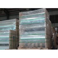 China Anti Static Transparent Window Film PET / OPS Material Winding Up Neatly No Burrs No Hair wholesale