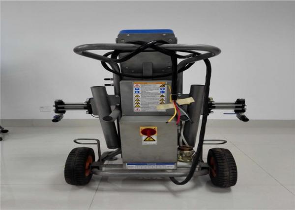 Quality Fully Pneumatic Polyurethane Spray Foam Insulation Machine 380V / 50Hz Rated for sale