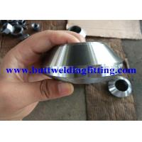 China ASTM A105 Carbon Steel Forged Pipe Fittings welding connection type wholesale