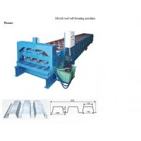 China high effective tile making machine/ steel deck forming machine wholesale