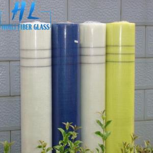 China 5x5mm 80GSM 60GSM Fiberglass Products Fabric Alkali resistant Fiberglass Mesh Rolls For Mosaic wholesale