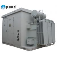 China 20kV - Class Oil Immersed Pad Mounted Transformer Wind Power Farm Clean Energy wholesale