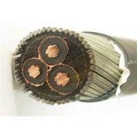 China Underground 11kv steel wire armoured copper swa power cable IEC60502-2, BS 6622, NFC 33226 wholesale