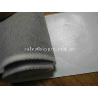 China 1mm Thick Black Single Side Waterproof Non woven Butyl Electric Tape Easy Stick on sale