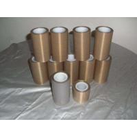 China Cold - Resistance PTFE Thread Seal Tape For Chemical Industry , Yellow Teflon Tape wholesale