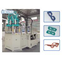 China Fashion Multi Color Injection Molding Machine 3 Layers 3 Colors For Sunglasses Frame wholesale