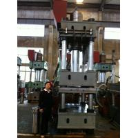 China Double Action Hydraulic Drawing Press Semi-Auto For Punching wholesale