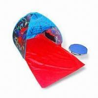 China Kid's Beach Tent, Customized Sizes, Styles and Logo Printings are Accepted, Waterproof wholesale