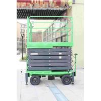 China For Lifting 1000Kg Weight Hydraulic Lift Aerial Work Table With 6M Platform Height wholesale