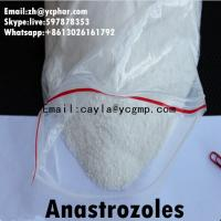 Buy cheap Bodybuilding Anastrozole (arimidex) 99% For Male Sexual Dysfunction Treatment White crystalline powder from wholesalers