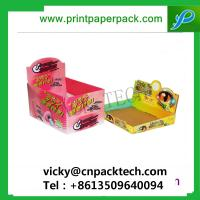 China Custom Rigid Cardboard Vitamins Tablet Packaging Box Cold Remedies Boxes Chocolate Candy Display Box for Various Promoti wholesale