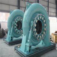China Top Selling Francis Turbine Generator for Mini Hydropower System wholesale